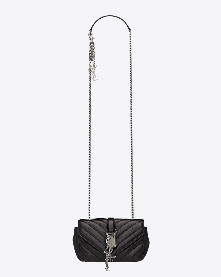 ysl wallet - Saint Laurent Classic Baby MONOGRAM SAINT LAURENT Punk Chain Bag ...