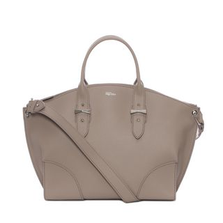 ALEXANDER MCQUEEN, Shoulder Bag, Grain Calf Leather Legend