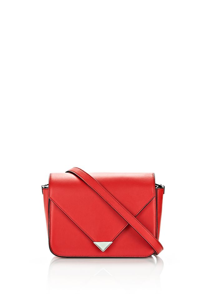 ALEXANDER WANG new-arrivals-bags-woman PRISMA ENVELOPE SLING IN CULT WITH RHODIUM