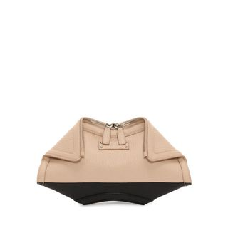 ALEXANDER MCQUEEN, Pouch, Bi-Color Small De Manta Clutch
