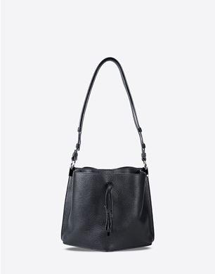 Maison Margiela Mini sac 'bucket' en cuir