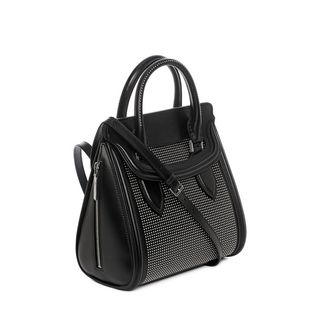 ALEXANDER MCQUEEN, Tote, Studded Leather Small Heroine
