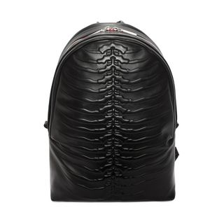 ALEXANDER MCQUEEN, Backpack, Black Skull Pull Backpack