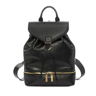 ALEXANDER MCQUEEN, Shoulder Bag, Calf Leather Back Pack