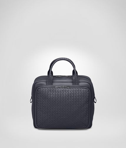 LIGHT TOURMALINE Intrecciato VN Carry On Bag