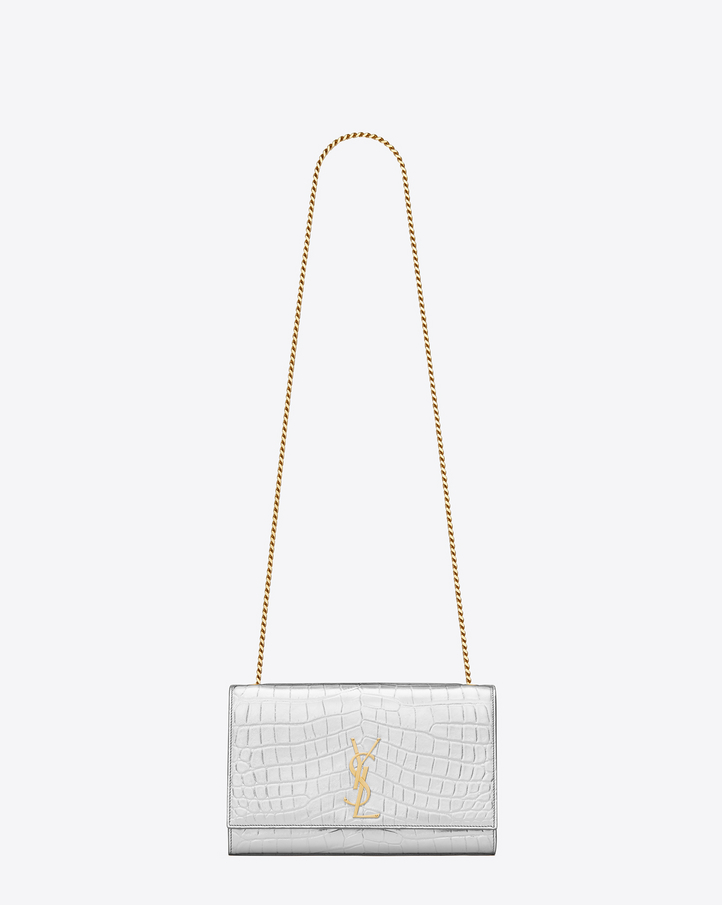 yves bags - Saint Laurent Classic Medium Kate Monogram Saint Laurent Satchel ...