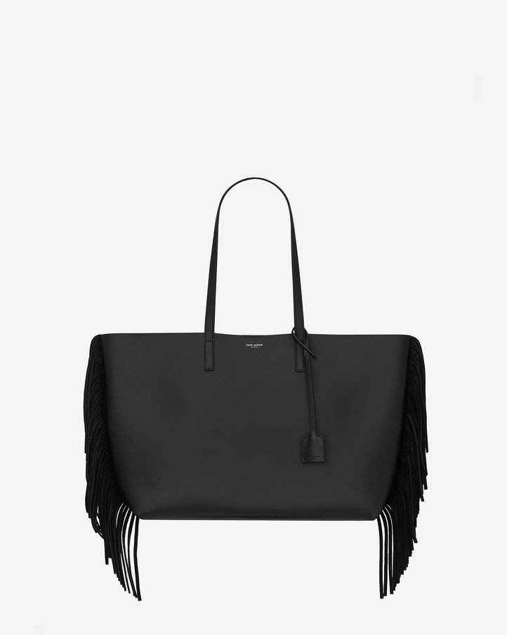 yves saint laurent leather handbag - yves saint laurent fringe clutch, ysl purse black