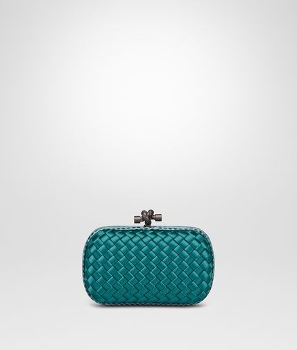 KNOT CLUTCH IN CANARD INTRECCIO IMPERO, AYERS DETAILS