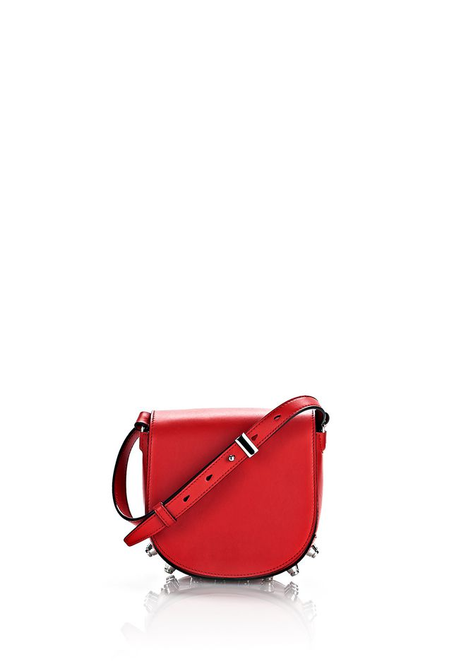 ALEXANDER WANG mini-bags MINI LIA IN CULT WITH RHODIUM