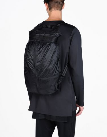 Y-3 PACKABLE BLACK HANDBAGS woman Y-3 adidas