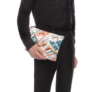 ALEXANDER MCQUEEN, Pouch, Legendary Creature Big Zipped Pouch