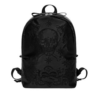 ALEXANDER MCQUEEN, Backpack, Skull Pull Back-Pack