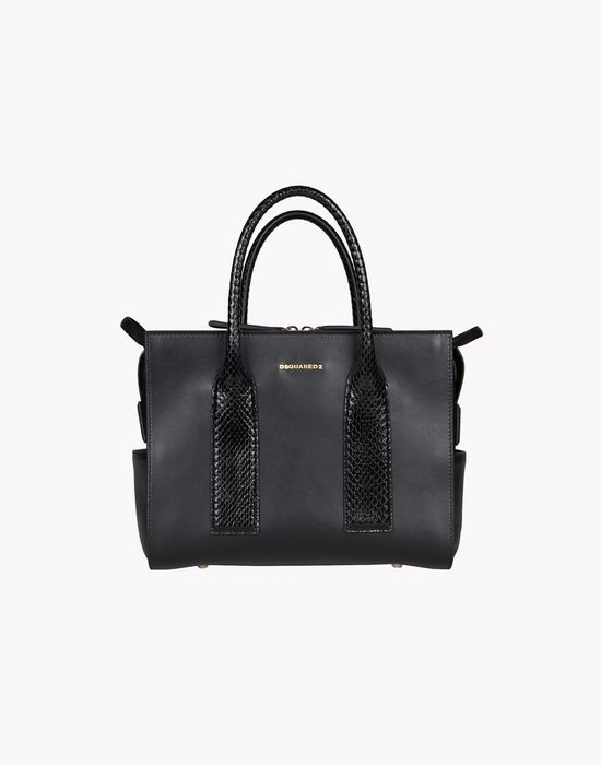 twin peaks medium handbag handbags Woman Dsquared2