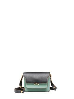 Marni MINI TRUNK bag in saffiano calfskin  Woman