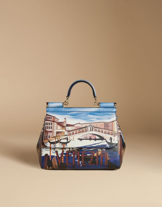45294670FR 13 F - Коллекция сумок Dolce&Gabanna spring-summer 2016.