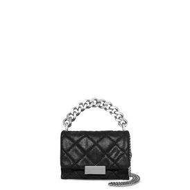 Black Becks Mini Shoulder Bag