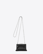 Small BIJOUX Bag in Black Leather