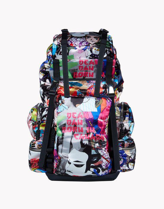 akira backpack handbags Man Dsquared2