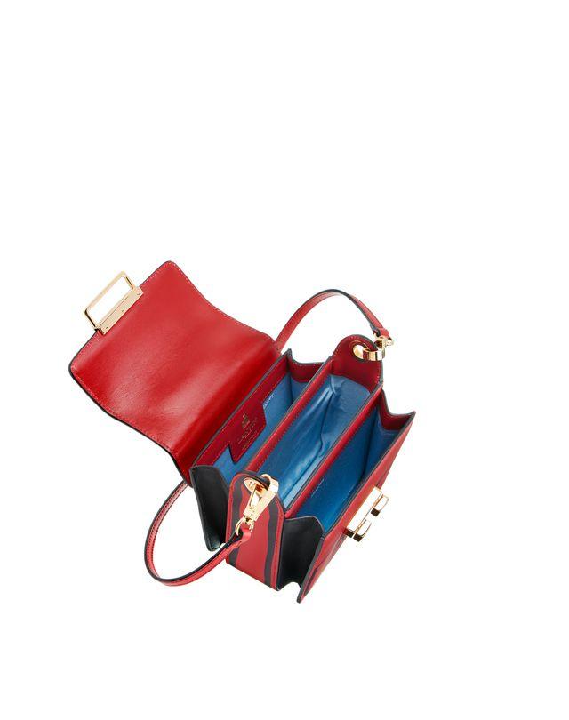 Lanvin Mini Jiji By Lanvin Bag In Smooth Printed Calfskin ...