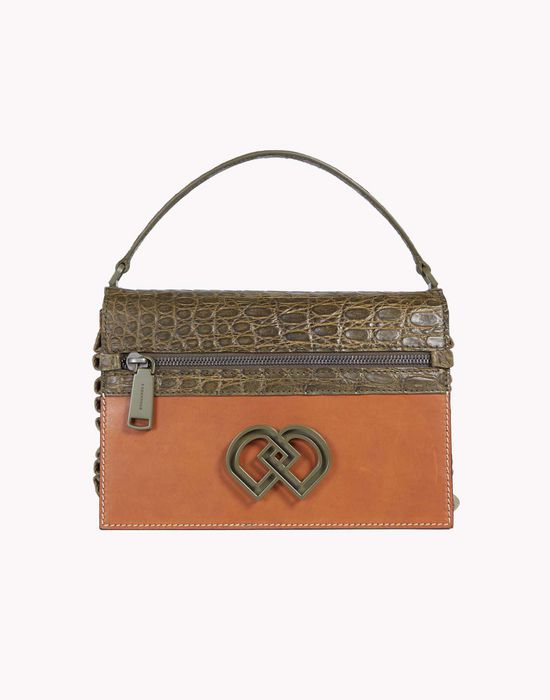 dd large shoulder bag handbags Woman Dsquared2