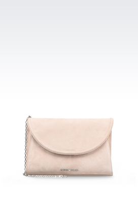 Armani Pochettes Women clutch in split