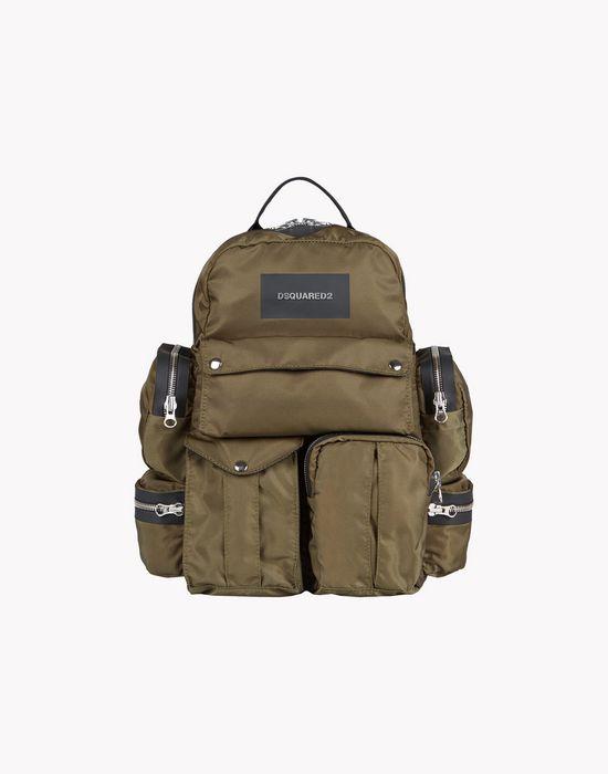 utilitary backpack handbags Man Dsquared2
