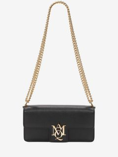 Insignia Clutch Satchel