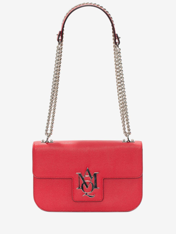 alexander mcqueen female 250960 alexander mcqueen chain satchels item 45305397