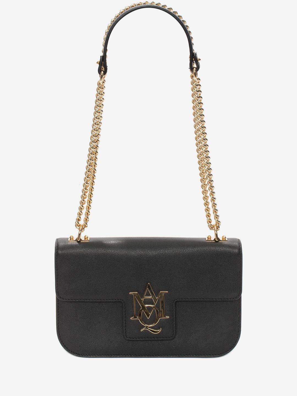 alexander mcqueen female 188971 alexander mcqueen chain satchels item 45305401