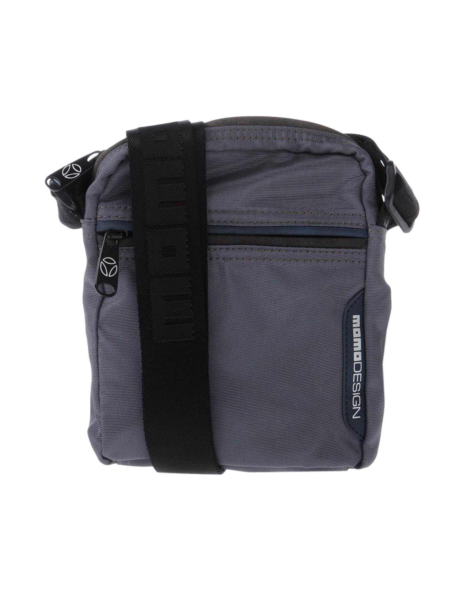 MOMO DESIGN Herren Handtaschen Farbe Grau Größe 1