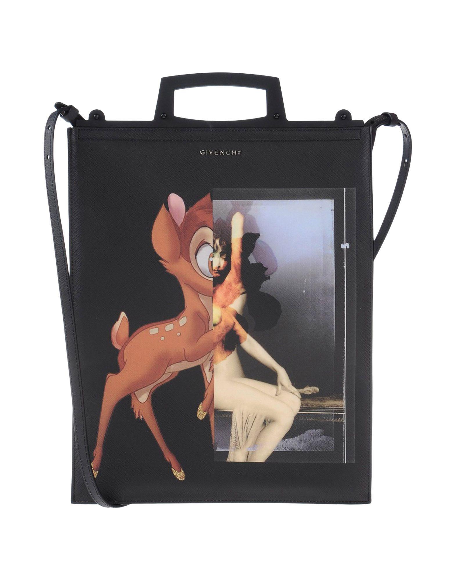 GIVENCHY Damen Handtaschen Farbe Schwarz Größe 1