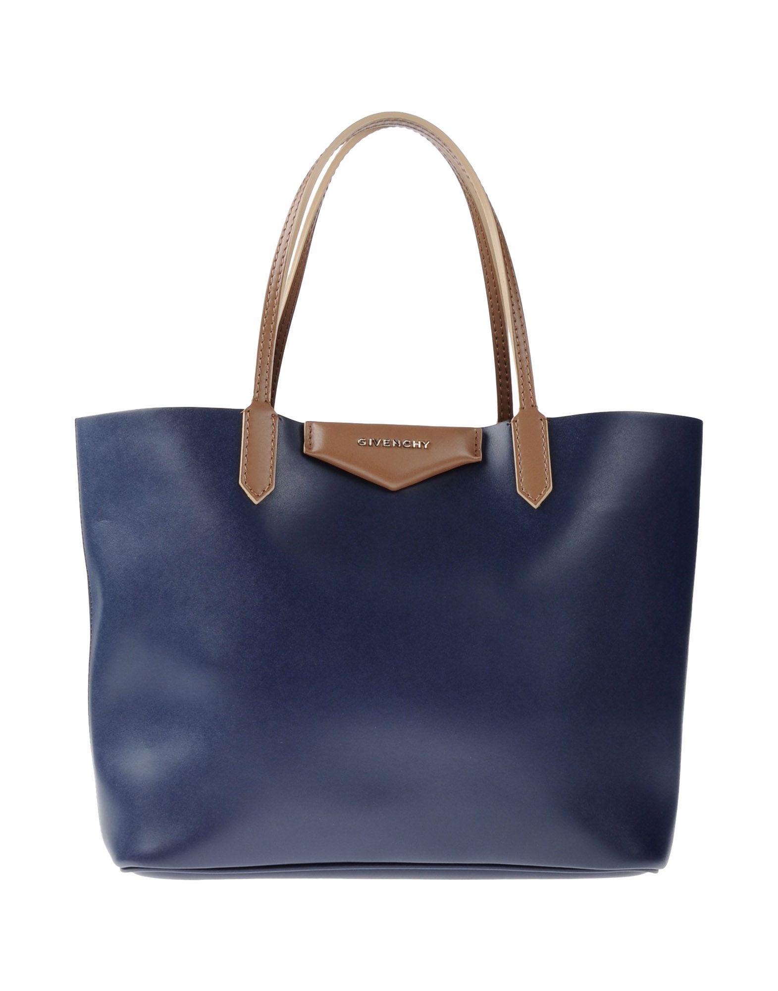 GIVENCHY Damen Handtaschen Farbe Blau Größe 1