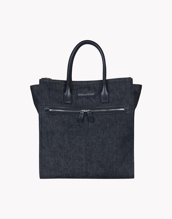 twin zip handbag handbags Man Dsquared2