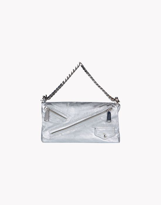 babe wire clutch handbags Woman Dsquared2