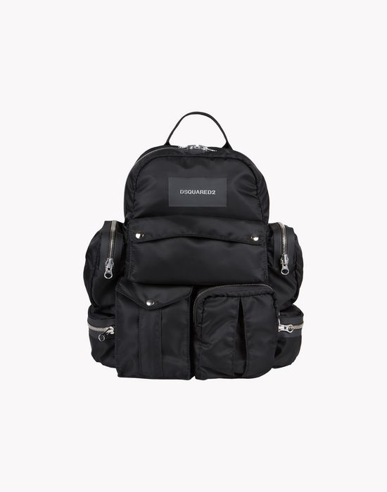 utility technical backpack bags Man Dsquared2