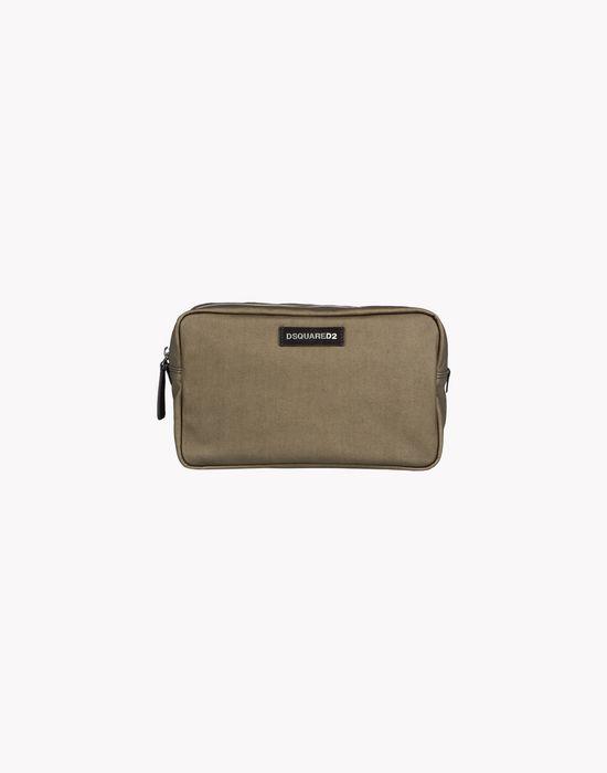 donald beauty bag handbags Man Dsquared2