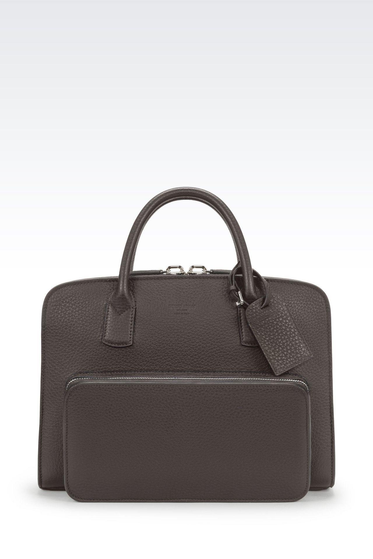 Giorgio Armani Men's Bags - Spring Summer 2017 - Armani.com