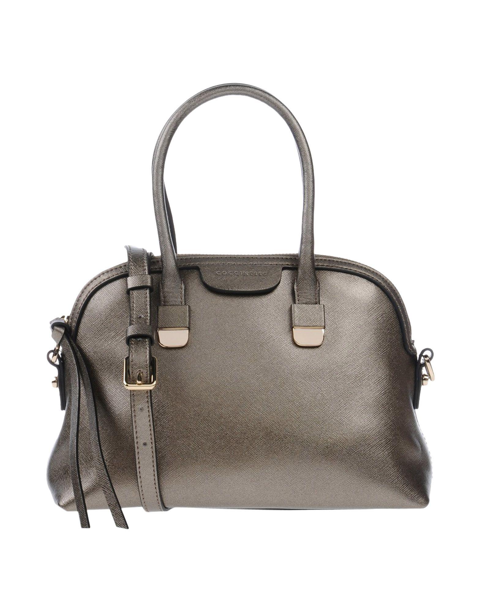 COCCINELLE Damen Handtaschen Farbe Bronze Größe 1