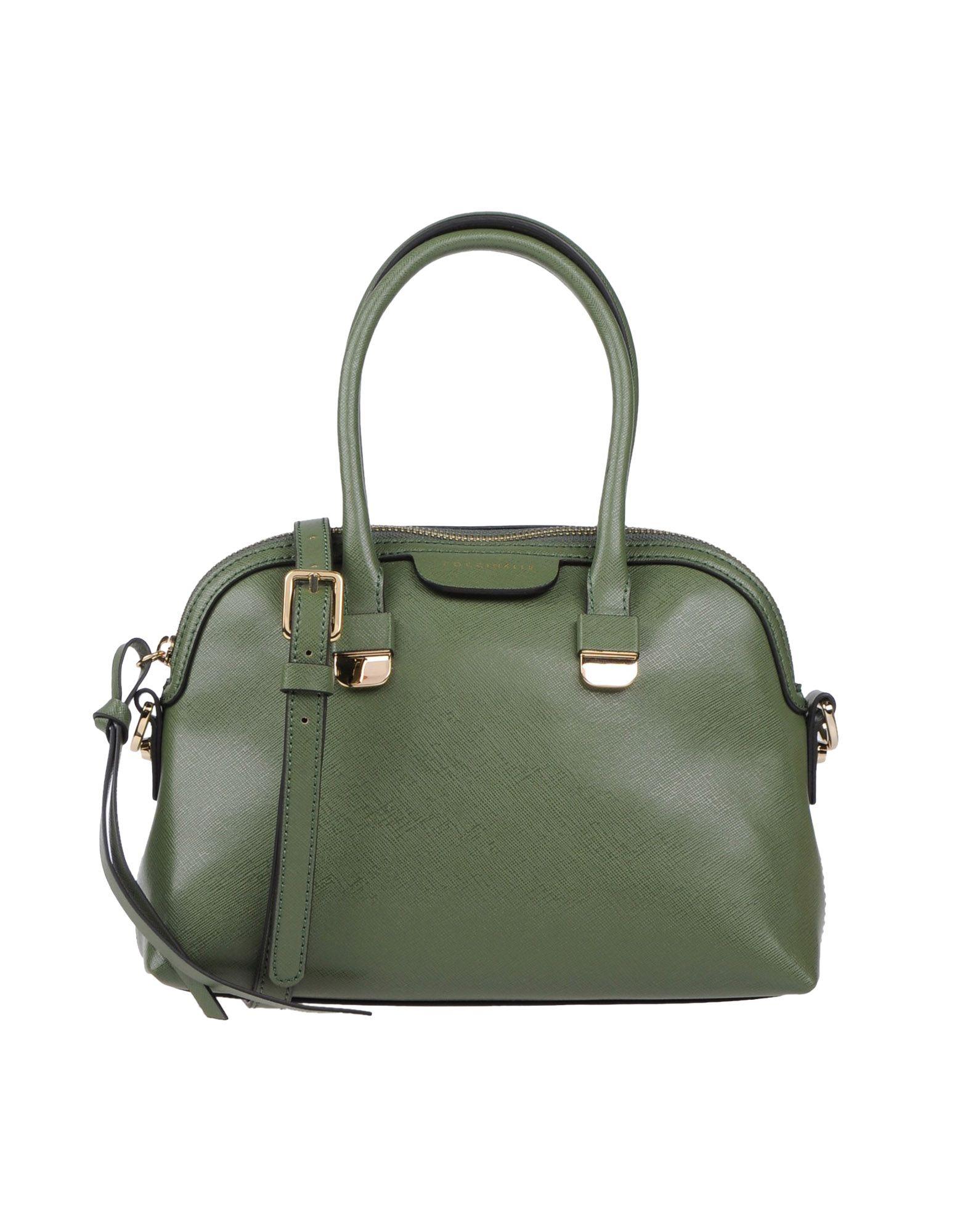 COCCINELLE Damen Handtaschen Farbe Grün Größe 1