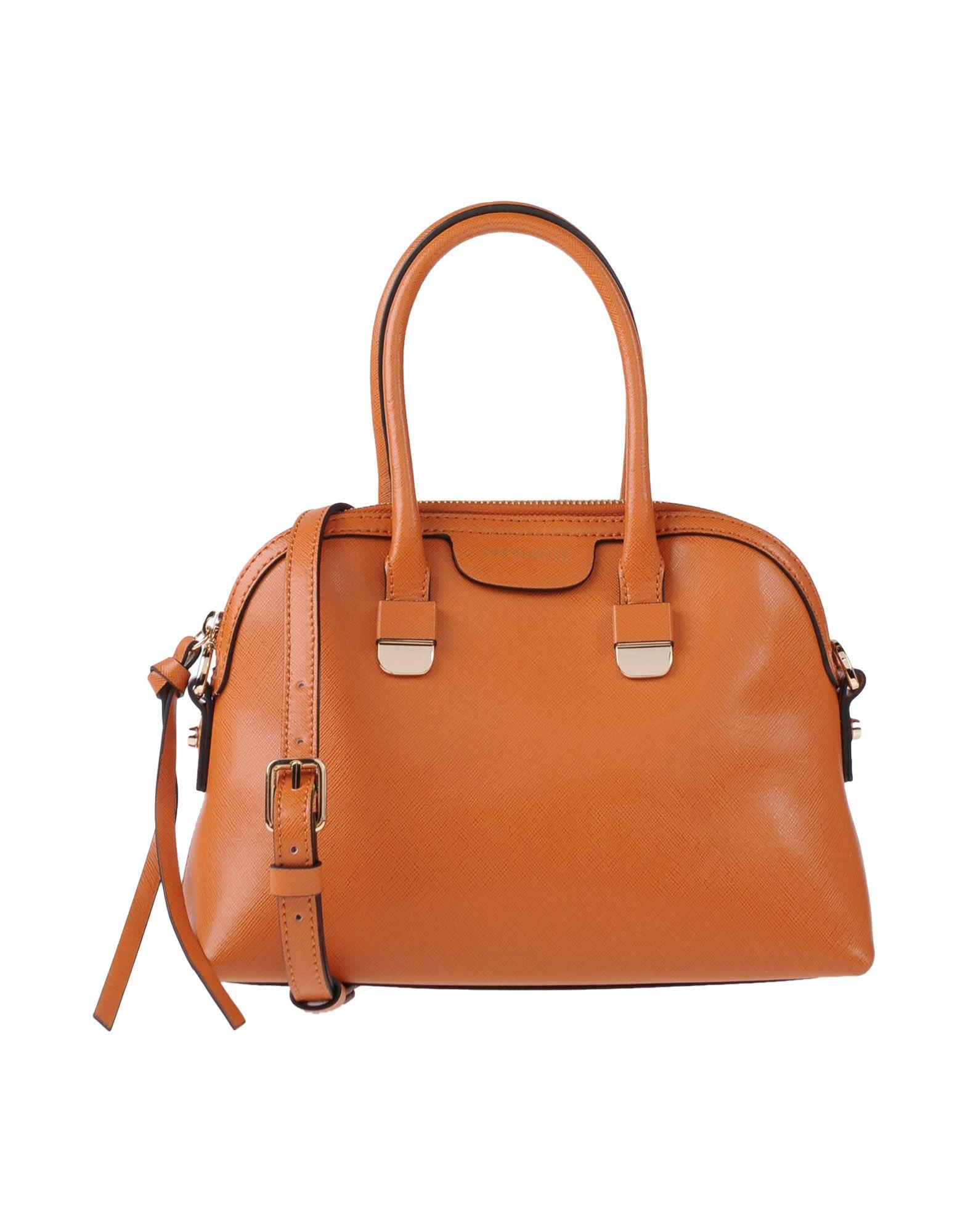 COCCINELLE Damen Handtaschen Farbe Orange Größe 1