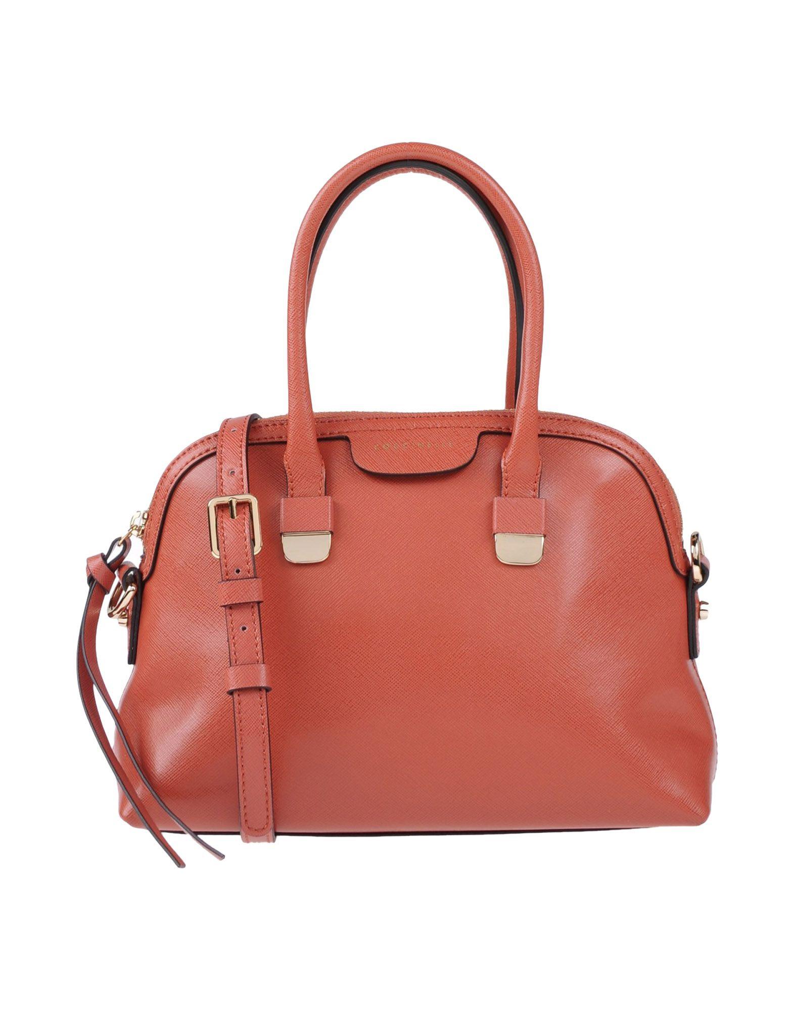 COCCINELLE Damen Handtaschen Farbe Rostrot Größe 1