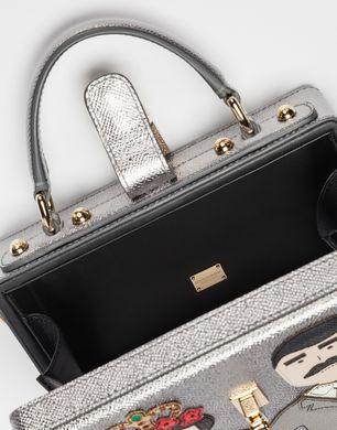 Lyst - Dolce & Gabbana Dolce Box Handbag With Dg Family