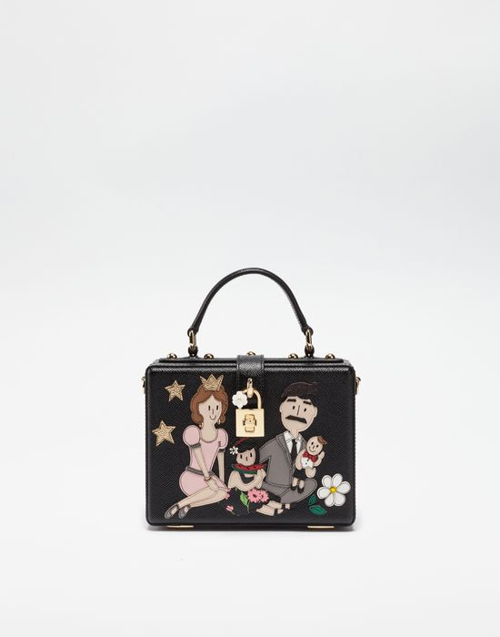DOLCE BOX HANDBAG WITH DG FAMILY PATCH - Borse a mano - Dolce&Gabbana - Winter 2016