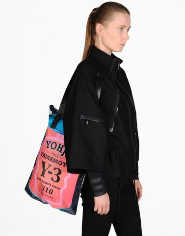 Y-3 CANS ZIP BAG HANDBAGS woman Y-3 adidas