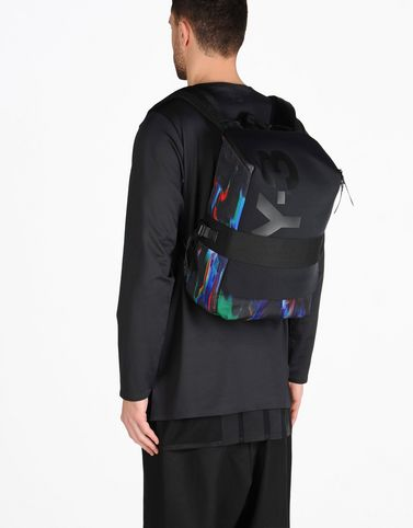Y-3 QASA S BACKPACK HANDBAGS woman Y-3 adidas