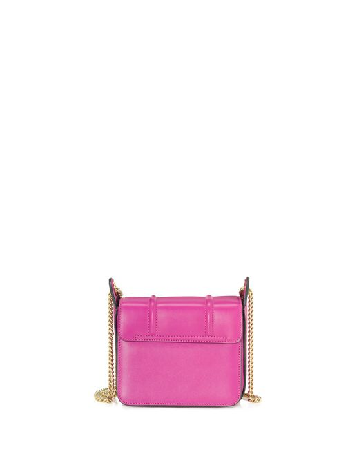 lanvin mini fuschia jiji bag by lanvin women