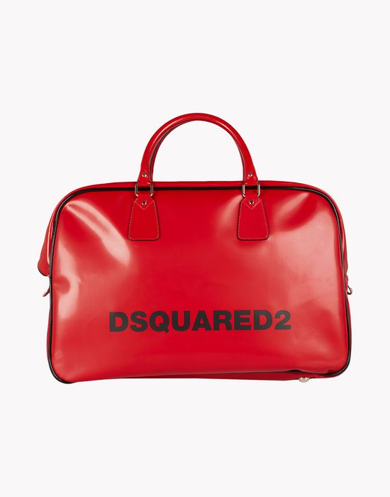 seventies duffle bags Man Dsquared2