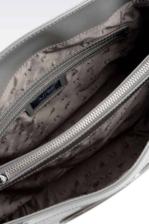 TOTE BAG WITH CHARM: Shoppers Women by Armani - 3