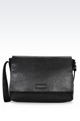 Armani Messenger bags Men messenger bag with computer pocket