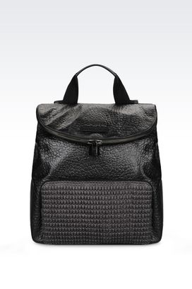 Armani Backpacks Men bags